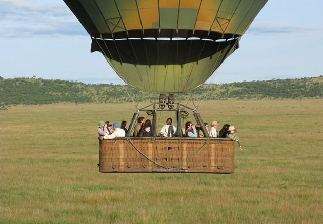LUXURY MIGRATION SAFARI 7 DAYS